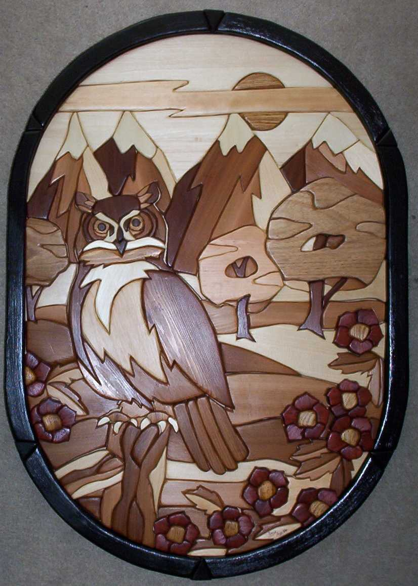 Intarsia Woodworking Projects Free
