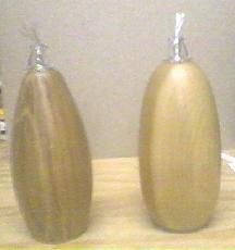 Xmas2002 LampCandles