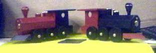 Xmas2002 Train