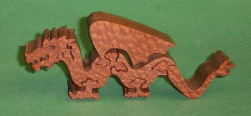 small lacewood dragon
