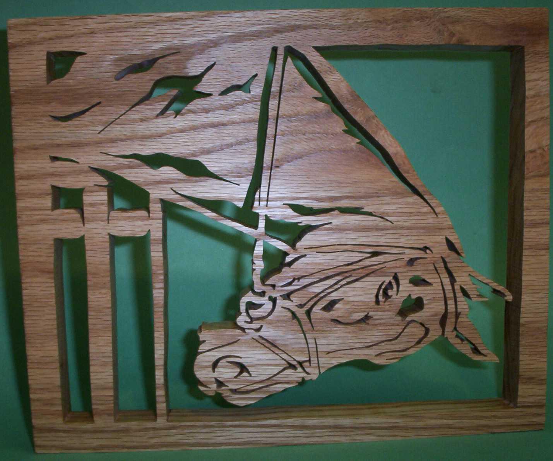 fretwork horse