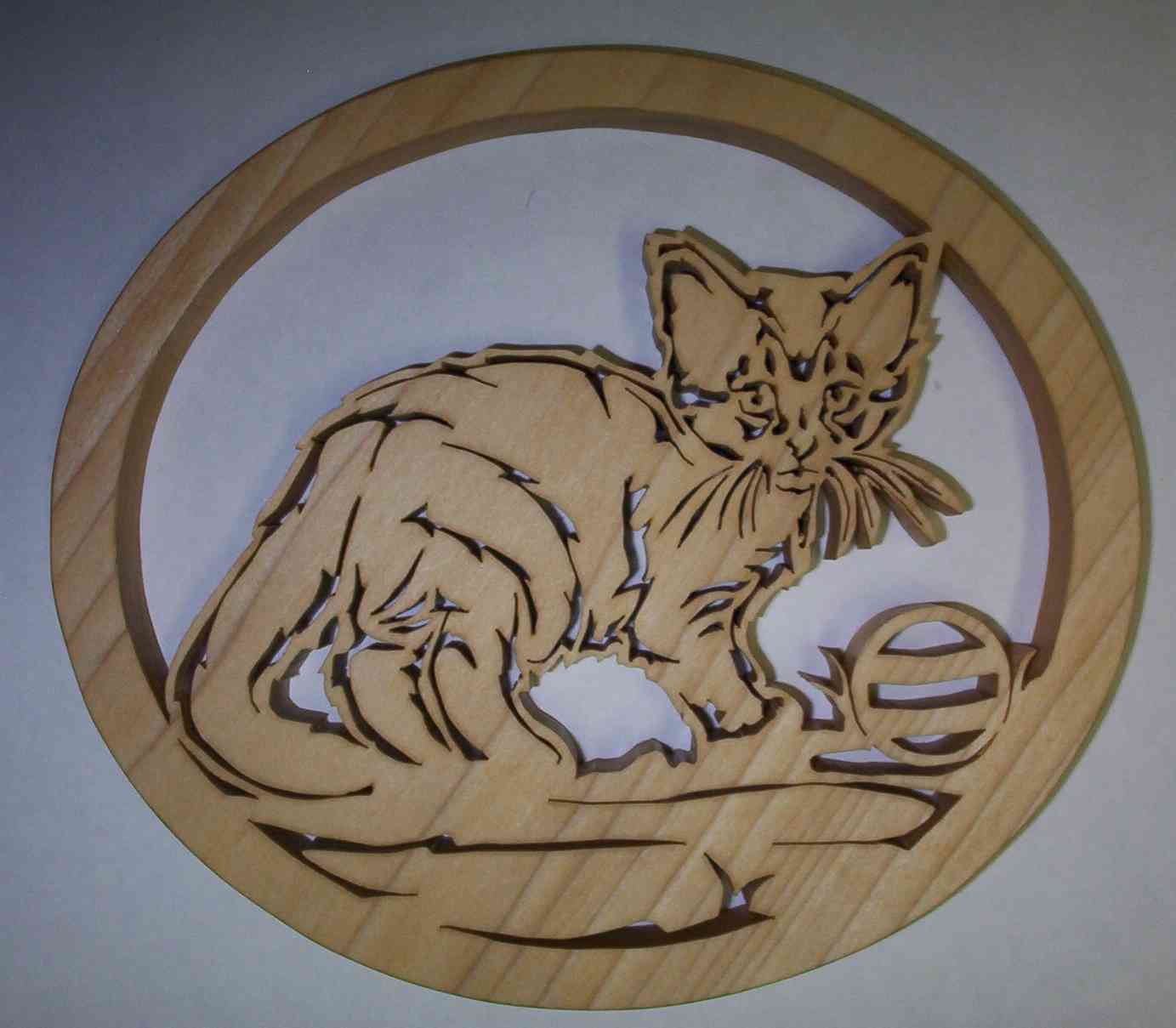 fretwork kitten